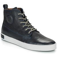 Čevlji  Moški Visoke superge Blackstone AM02 Modra
