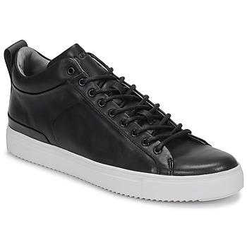 Čevlji  Moški Nizke superge Blackstone SG29 Črna