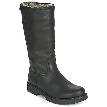 Čevlji  Ženske Mestni škornji    Panama Jack BAMBINA Črna