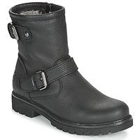 Čevlji  Ženske Polškornji Panama Jack FELINA Črna