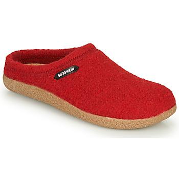 Čevlji  Ženske Nogavice Giesswein VEITSCH Rdeča
