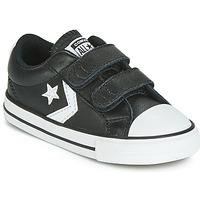 Čevlji  Otroci Nizke superge Converse STAR PLAYER EV 2V  LEATHER OX Črna