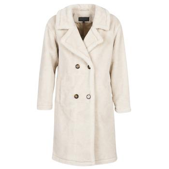 Oblačila Ženske Plašči Oakwood AMAZING Bež