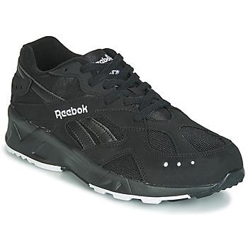 Čevlji  Moški Nizke superge Reebok Classic AZTREK 93 Črna