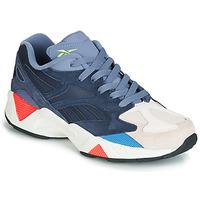 Čevlji  Nizke superge Reebok Classic AZTREK 96 Siva / Modra