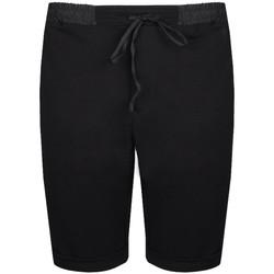 Oblačila Moški Kratke hlače & Bermuda Inni Producenci  Črna