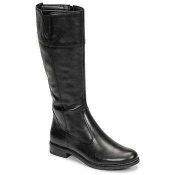 Čevlji  Ženske Mestni škornji    Tamaris CARI Črna