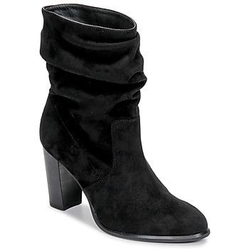 Čevlji  Ženske Gležnjarji Unisa ULANO Črna