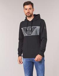 Oblačila Moški Puloverji Emporio Armani EA7 6GPM56-PJ05Z-1202 Črna