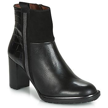 Čevlji  Ženske Gležnjarji Hispanitas INES Črna