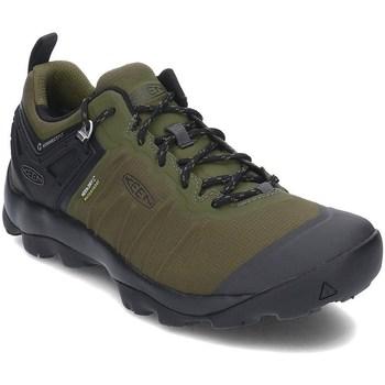 Čevlji  Moški Pohodništvo Keen 1021169 Črna, Olivna