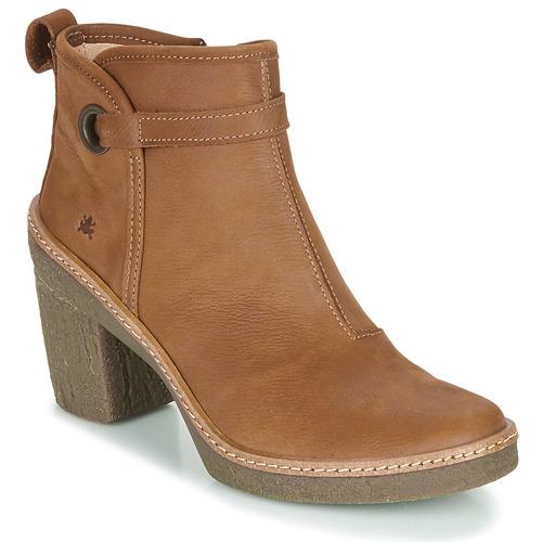 Čevlji  Ženske Gležnjarji El Naturalista HAYA Kostanjeva