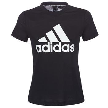 Oblačila Ženske Majice s kratkimi rokavi adidas Performance DY7734 Črna