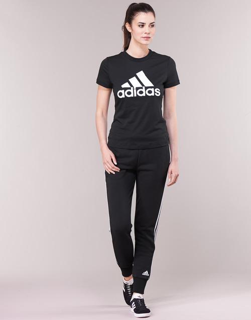 Oblačila Ženske Spodnji deli trenirke  adidas Performance DP2417 Črna