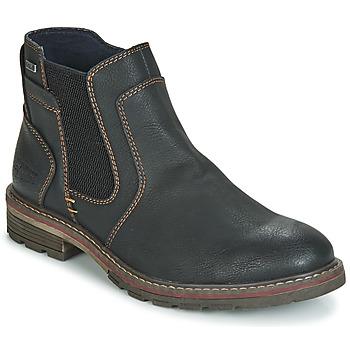 Čevlji  Moški Polškornji Tom Tailor MARTY Črna