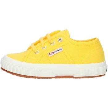 Čevlji  Otroci Nizke superge Superga 2750S0003C0 Yellow Sunflower