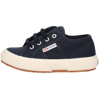 Čevlji  Otroci Visoke superge Superga 2750S0003C0 Blue