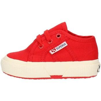 Čevlji  Otroci Nizke superge Superga 2750S0005P0 Red