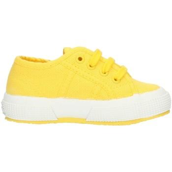 Čevlji  Otroci Nizke superge Superga 2750S0005P0 Yellow Sunflower