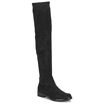 Čevlji  Ženske Visoki škornji Caprice LITIA Črna