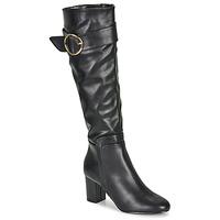 Čevlji  Ženske Mestni škornji    Moony Mood FIMMINI Črna