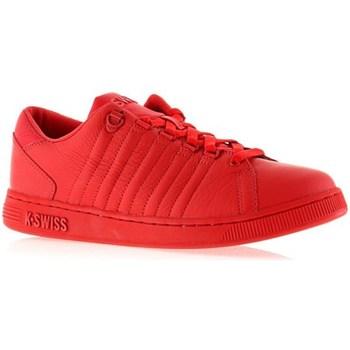 Čevlji  Ženske Nizke superge K-Swiss Lozan Iii Monochrome Rdeča