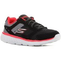 Čevlji  Otroci Nizke superge Skechers GO Run 400 Črna