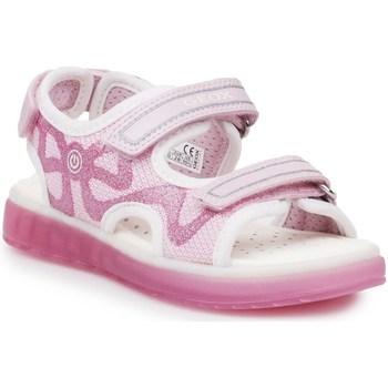 Čevlji  Otroci Športni sandali Geox J Sblikk GB Roza