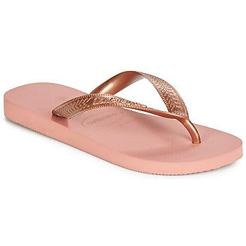 Čevlji  Ženske Japonke Havaianas TOP TIRAS Rožnata