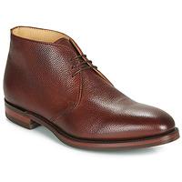 Čevlji  Moški Polškornji Barker OAKNEY Bordo