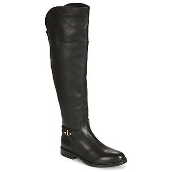 Čevlji  Ženske Mestni škornji    Tommy Hilfiger HOLLY 6A Črna