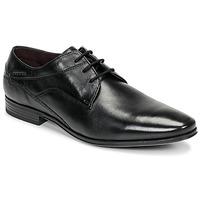 Čevlji  Moški Čevlji Derby Bugatti GILES Črna
