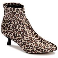 Čevlji  Ženske Gležnjarji Katy Perry THE BRIDGETTE Kostanjeva