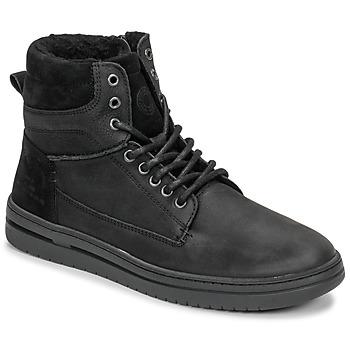 Čevlji  Dečki Visoke superge Bullboxer AID500E6L-BLCK Črna