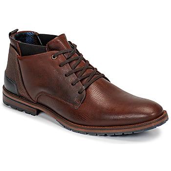 Čevlji  Moški Polškornji Bullboxer 834K56935CP6RB Kostanjeva