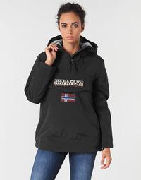 Oblačila Ženske Parke Napapijri RAINFOREST WINTER Črna