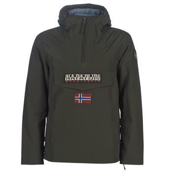 Oblačila Moški Parke Napapijri RAINFOREST WINTER Kaki