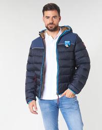 Oblačila Moški Puhovke Napapijri ARIC Modra