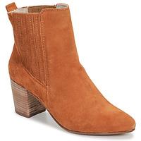 Čevlji  Ženske Gležnjarji Bullboxer 348508E6CCARM Cognac
