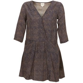 Oblačila Ženske Kratke obleke Petite Mendigote CELESTINE Modra