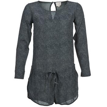 Oblačila Ženske Kombinezoni Petite Mendigote LOUISON Črna / Siva
