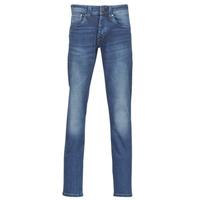 Oblačila Moški Jeans straight Pepe jeans CASH Gs7 / Modra