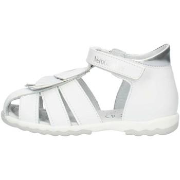 Čevlji  Deklice Sandali & Odprti čevlji NeroGiardini P921160F White