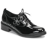 Čevlji  Ženske Čevlji Derby Regard ROAZU V2 VERNIS Črna