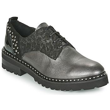 Čevlji  Ženske Čevlji Derby Philippe Morvan DIVON V2 Siva