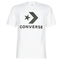 Oblačila Moški Majice s kratkimi rokavi Converse STAR CHEVRON Bela