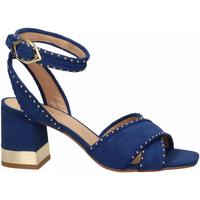 Čevlji  Ženske Sandali & Odprti čevlji Bruno Premi CAMOSCIO mare