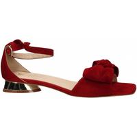 Čevlji  Ženske Sandali & Odprti čevlji Jeannot SCARPE D platino---cardinale