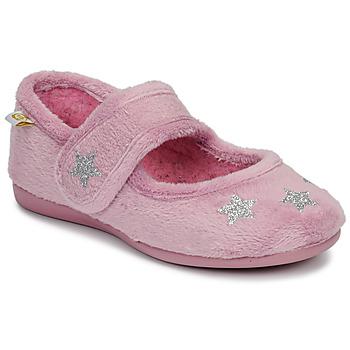 Čevlji  Deklice Nogavice Citrouille et Compagnie LAFIFOU Rožnata