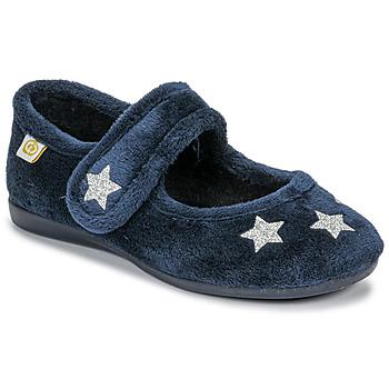 Čevlji  Deklice Nogavice Citrouille et Compagnie LAFIFOU Modra